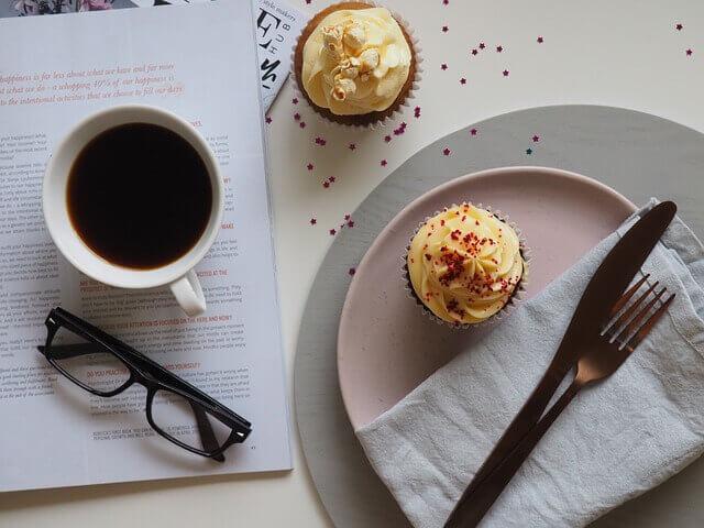 コーヒー, カップ, ドリンク, 朝食, 食品, チョコレート, 甘い, テーブル, 砂糖, エスプレッソ