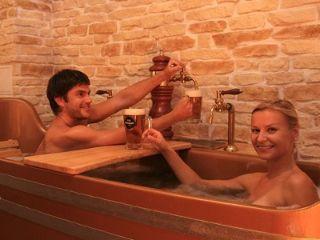 ビール風呂