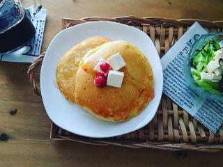 ヘルシーパンケーキ