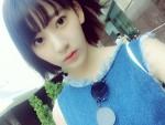 眉メイクの途中過程公開に「衝撃のまゆ毛!」「面白すぎ」の声! HKT48・宮脇咲良に学ぶナチュラル平行眉とは?