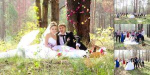 結婚記念撮影