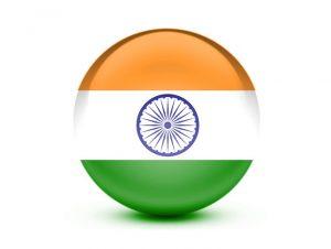 インドの国旗っぽい画像