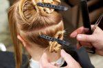 美容師のダッカールの様々な使い方