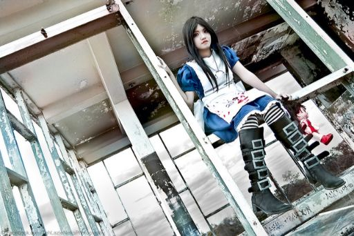 黒髪のアリス