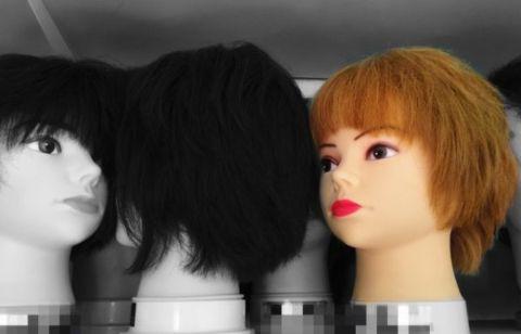 美容師が練習で使用するマネキンの捨て方