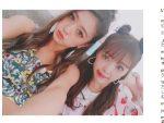 藤田ニコルと池田美優が披露した「ハーフアップお団子」のツーショットに「天使」「可愛すぎる」の声
