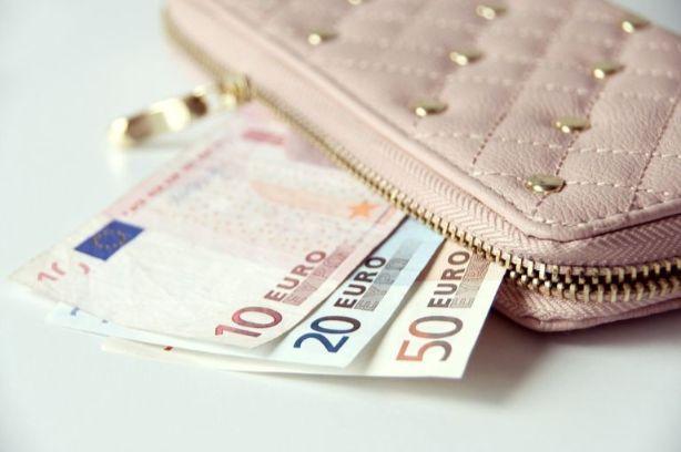 女ものの財布