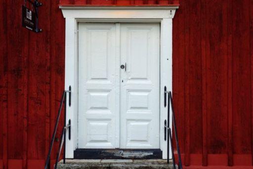 おしゃれなドア
