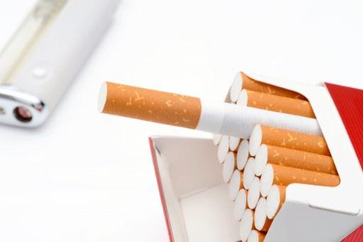 一箱のたばこ