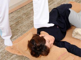 肩のフーレセラピー