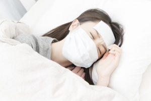 風邪・寝込む