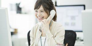 電話対応イメージ