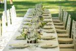 結婚式における席次の基本