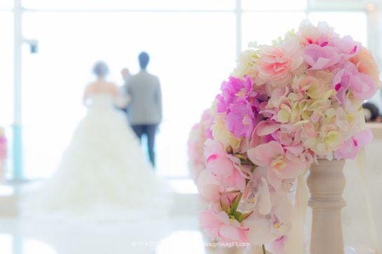 結婚式のスナップ撮影
